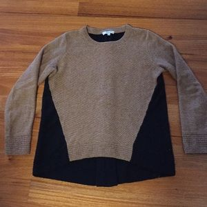 Madewell Two-tone Sweater Sz XS